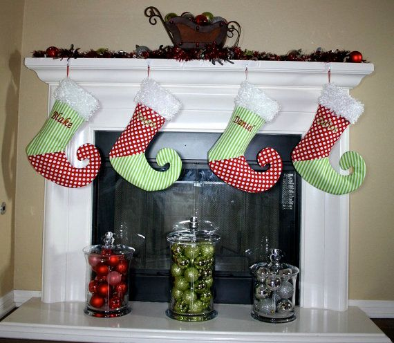 Sassy Sites!: ...the STOCKINGS were hung!