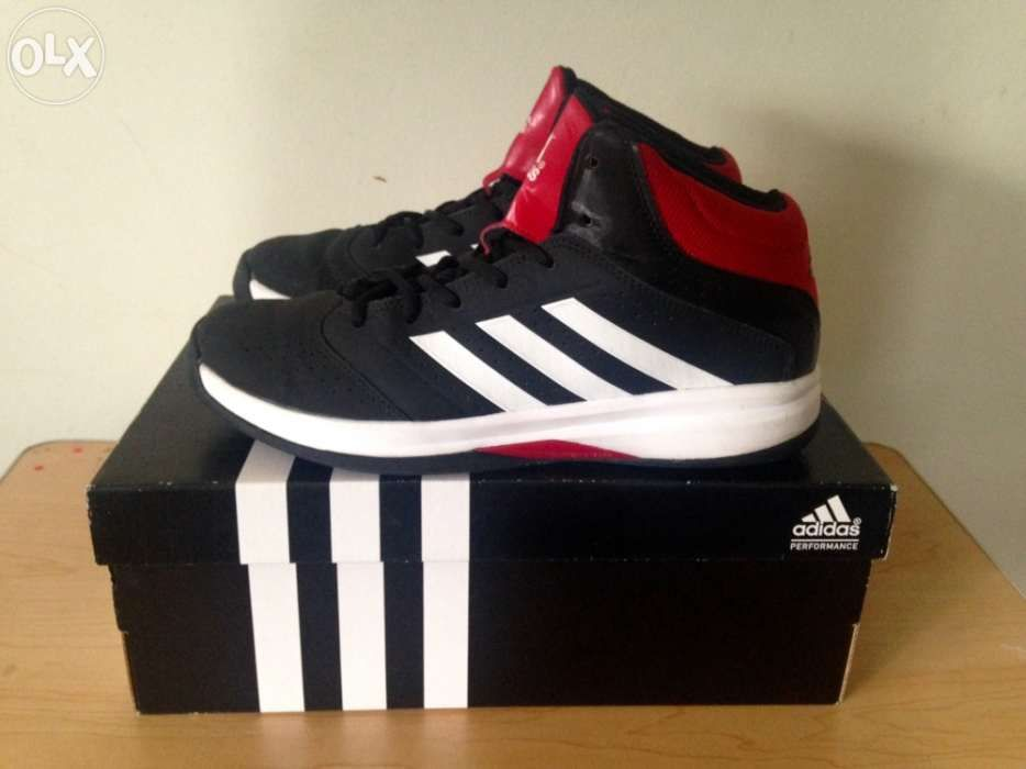 View 2ND HAND adidas Isolation 2 Men's Basketball Shoes US Sz 8 for sale in  San