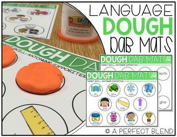 Dough Dab Mats Sample
