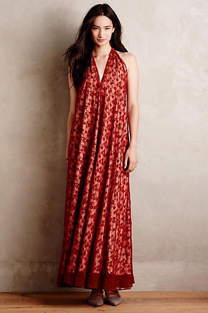 Verena Maxi Dress - anthropologie.com