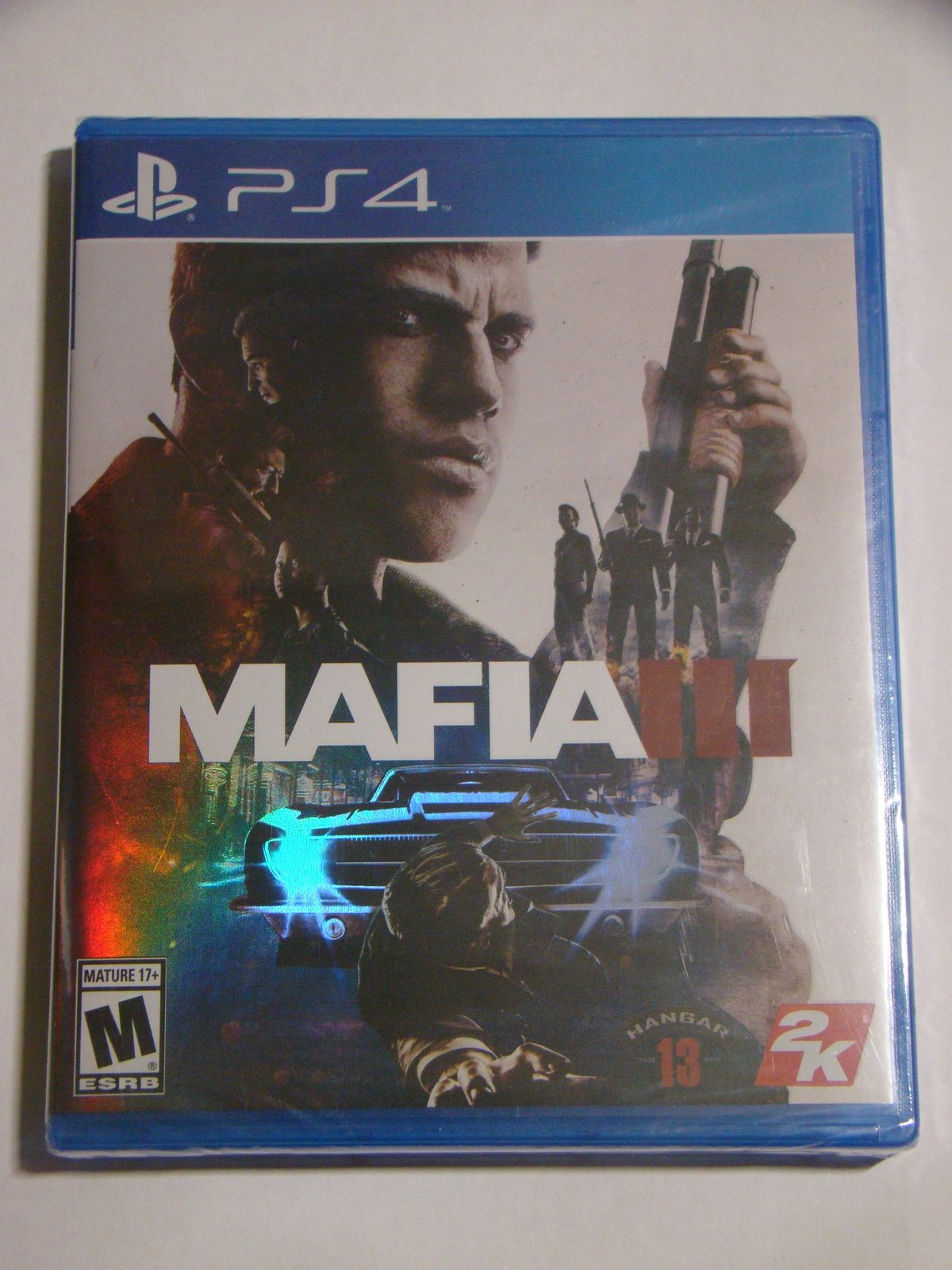 Playstation 4 MAFIA III (New) (With images