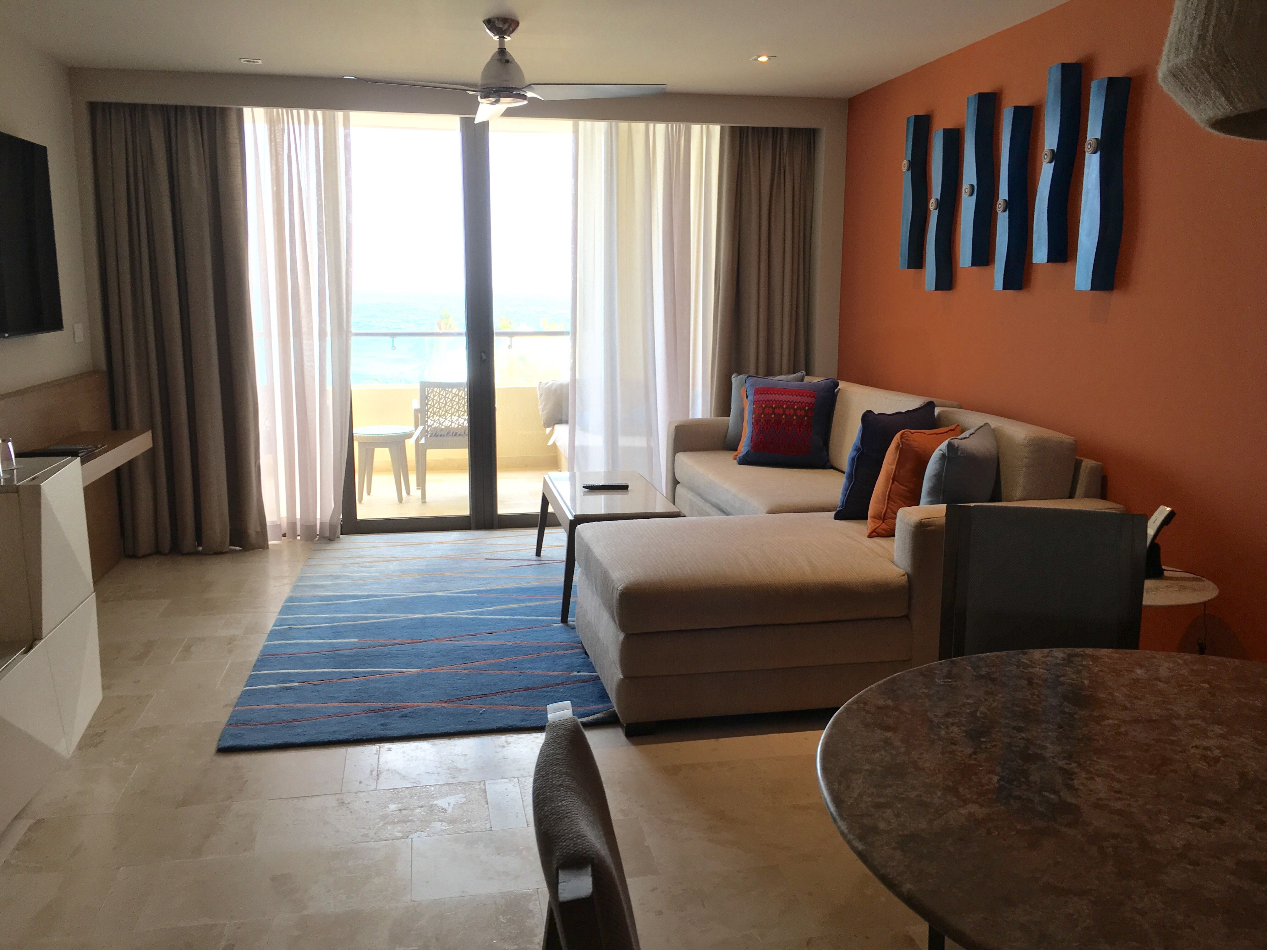 2 bedroom suites in florida%0A Two Story Pyramid Suite at the Hyatt Ziva Cancun