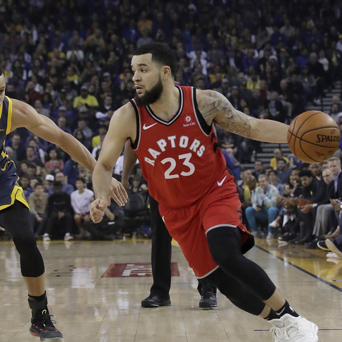 2019 NBA Playoffs Odds Warriors, Raptors Favored to Meet