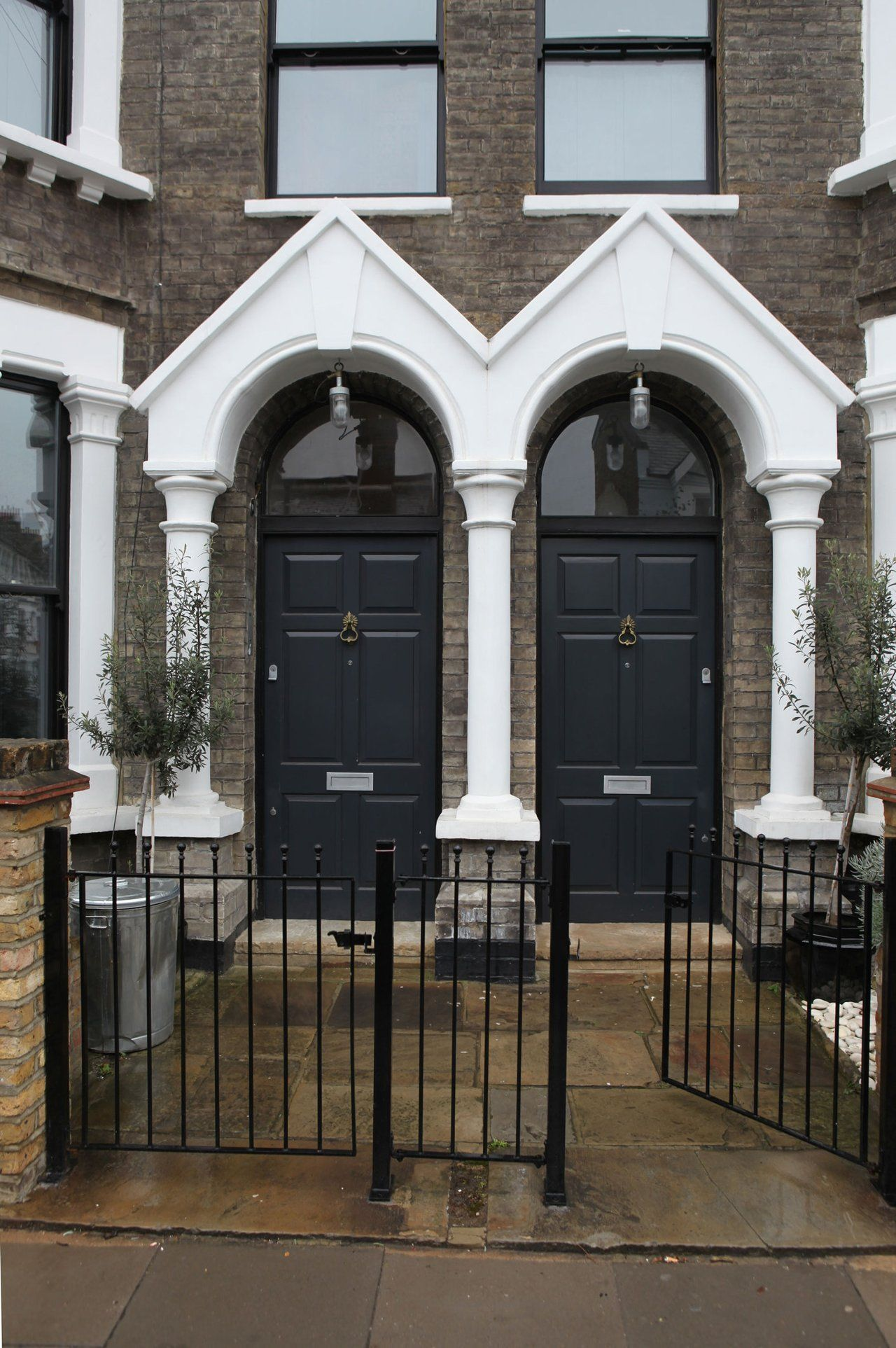Chloe\'s Stylish West London Home   West london, London townhouse and ...