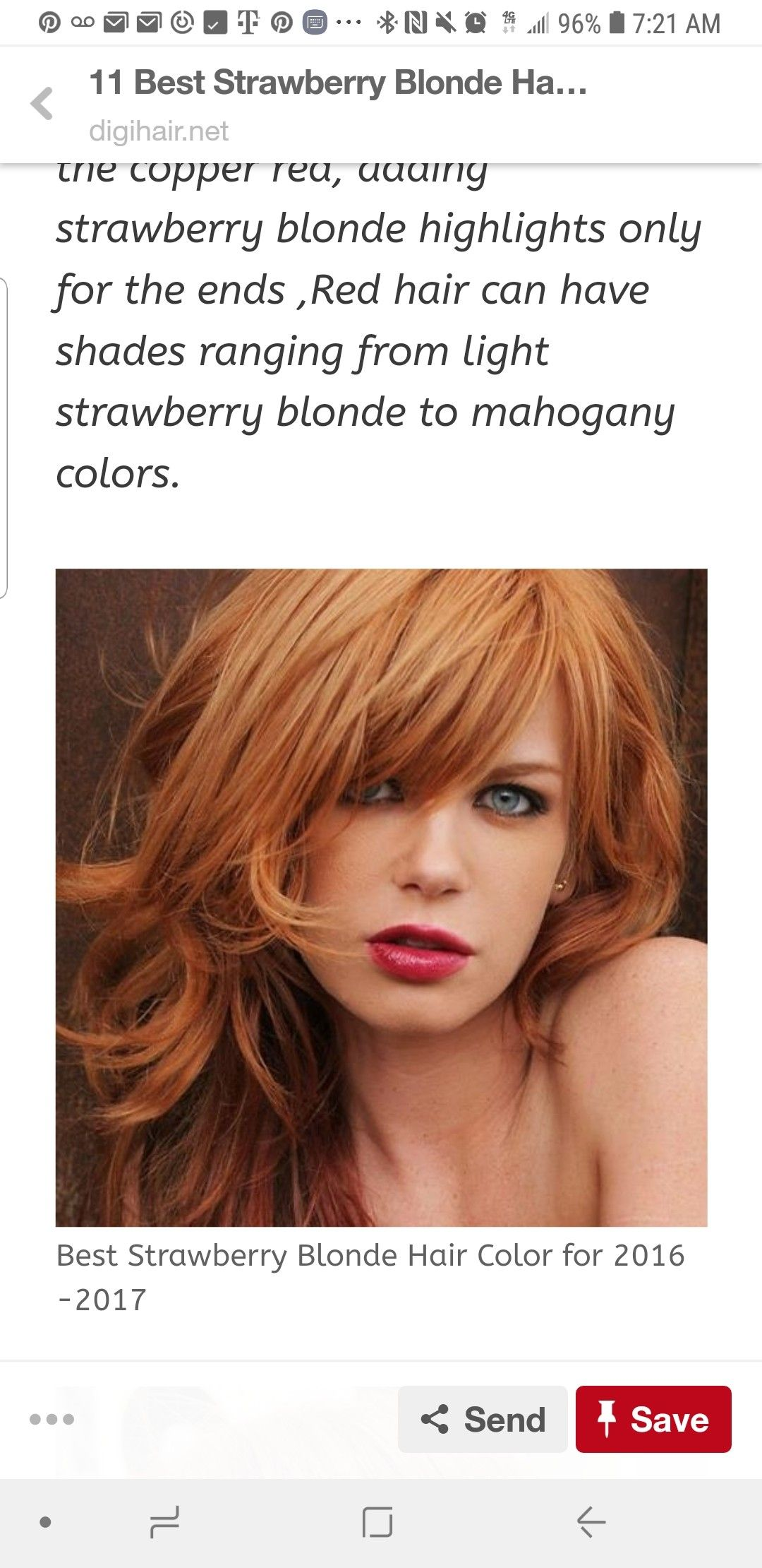 Pin By Melinda Colburn Williams On Hair Color