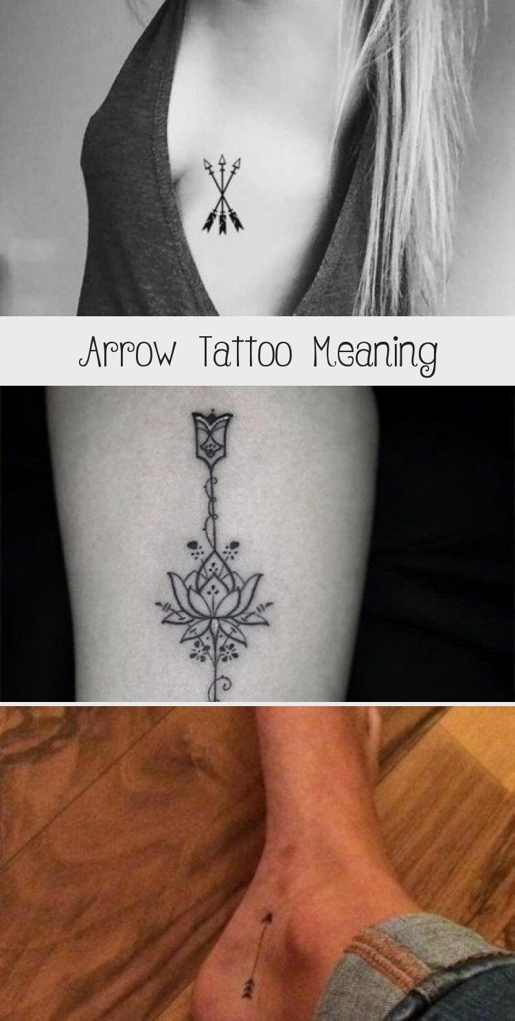 Arrow Tattoo Meaning - Tattoos - Arrow Tattoo Meaning