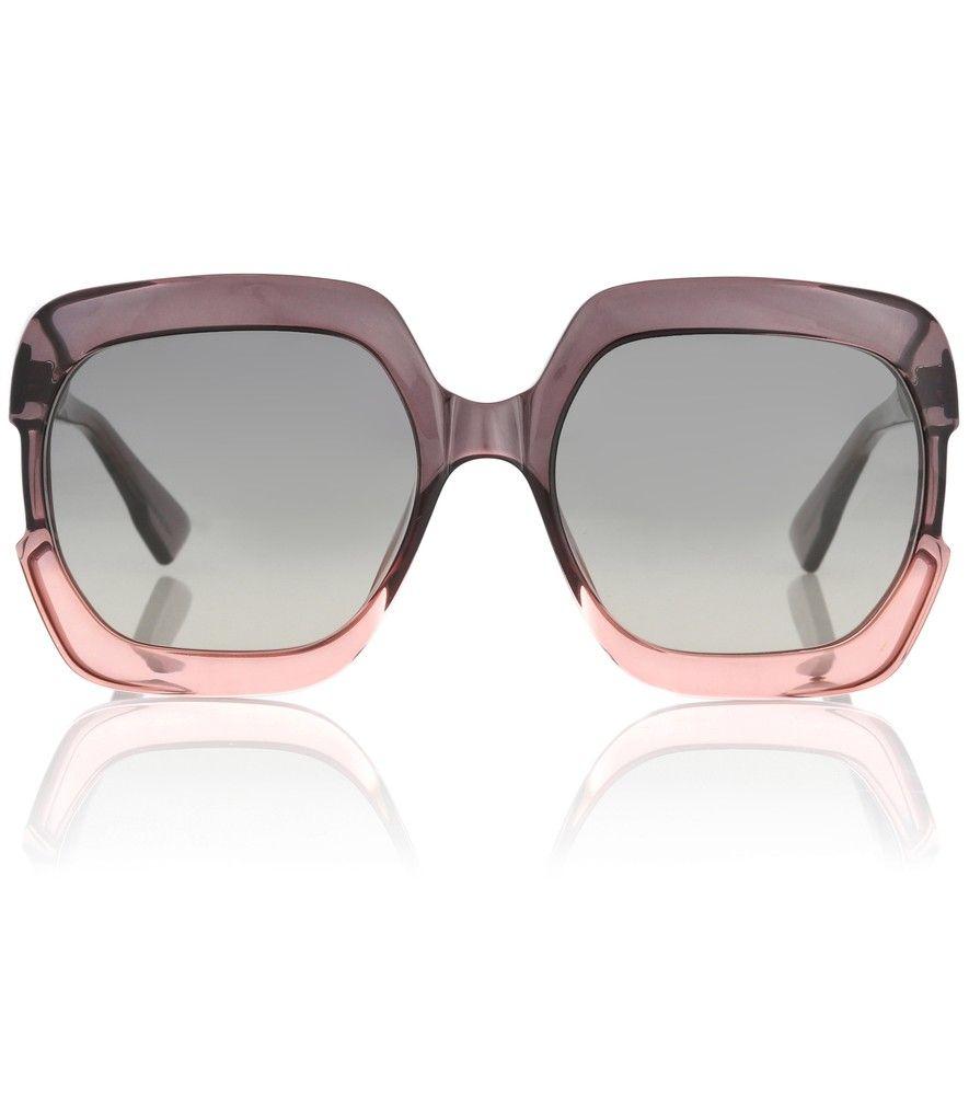 4630bf4dee57 Dior Sunglasses - Sonnenbrille Diorgaia - Die DiorGaia Sonnenbrille aus der  Herbst Winter 2017 Kollektion