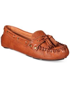 c21253b2041 Patricia Nash Domenica Tassel Loafer Flats - Tan Beige 9.5M ...