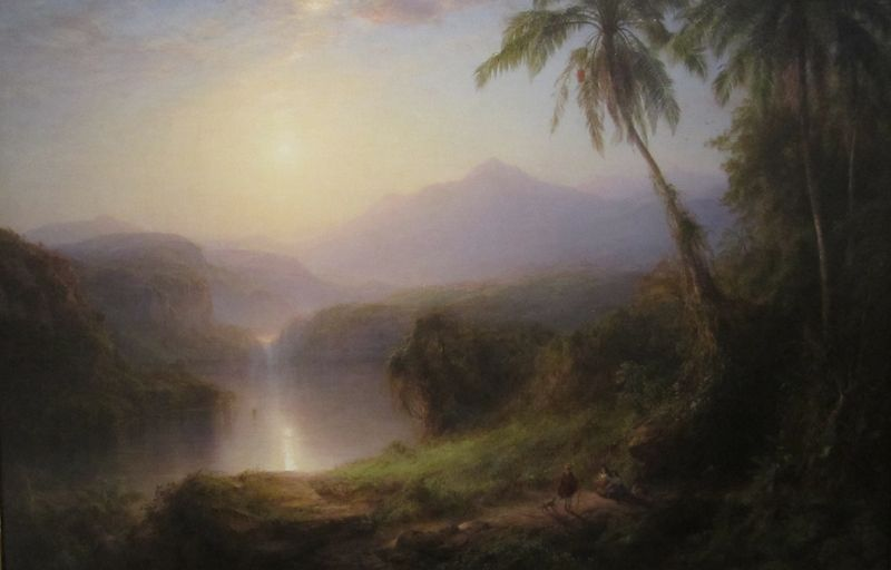 the hudson river school of artist The hudson river valley national heritage area was designated by congress in 1996 and is one of the now forty-nine federally-recognized national heritage areas throughout the united states.
