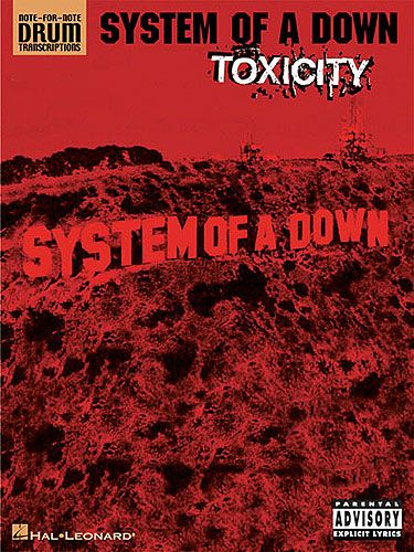 System Of A Down Toxicity Drum Recorded Versions 16 95