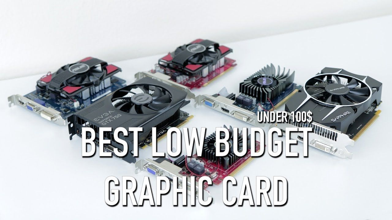 Best budget graphics card 2019
