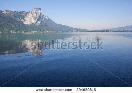#Dragonwall #Lake #Mondsee @shutterstock @shutterstockDE #shutterstock @Salzkammergut @iSalzkammergut #nature #landscape #travel #vacation #holidays #outdoor #summer #season #beautiful #wonderful #austria #stock #photo #portfolio #download #hires #royaltyfree