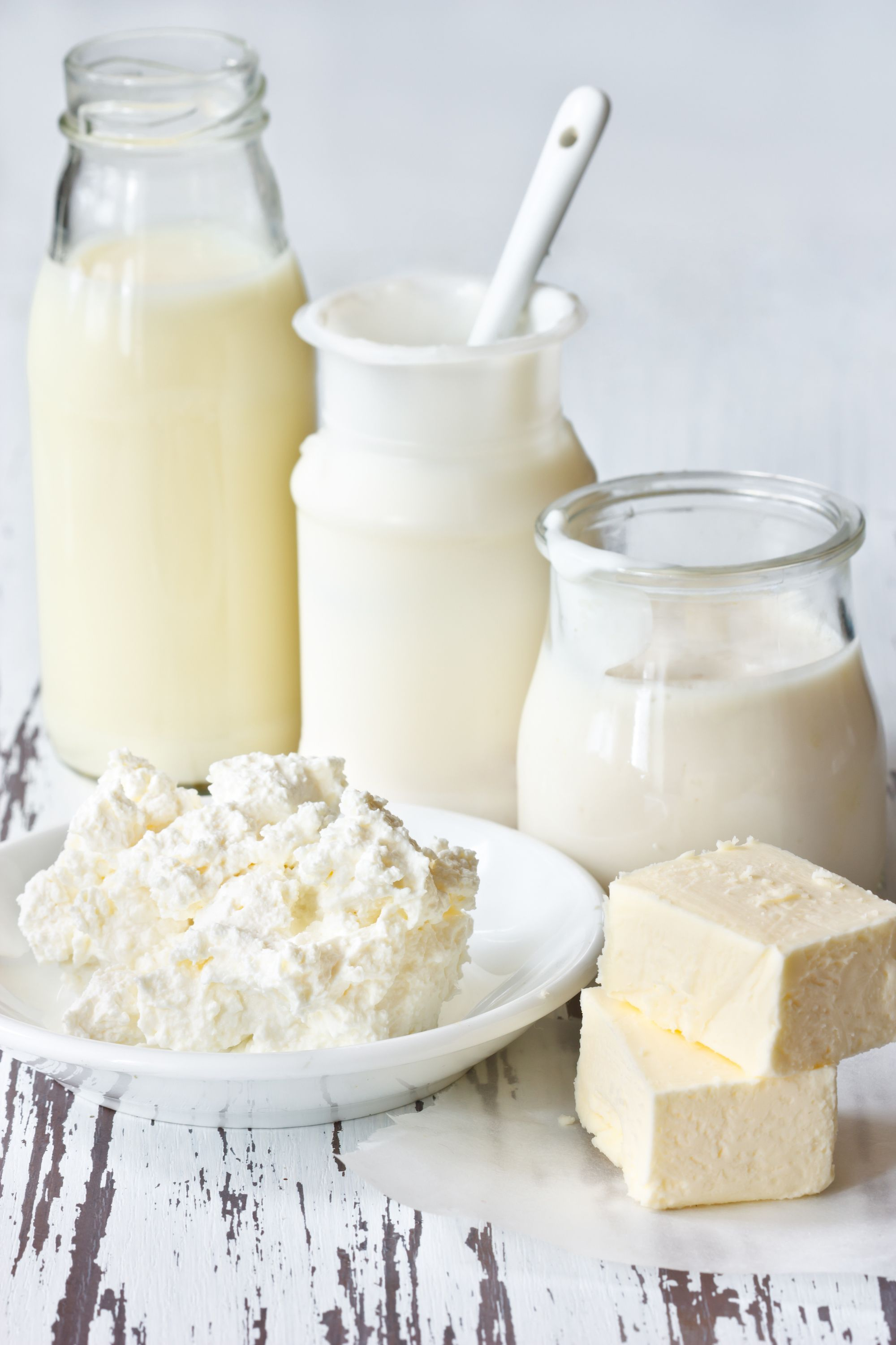 Is dairy fat good or bad for health in general, weight control in particular? It almost certainly depends. In the context of a generally poor diet, full-fat and otherwise minimally processed and unadulterated milk, cheese, and yogurt are apt to be more nutritious and more satiating than many alternatives. Learn more about the pros and cons of full fat dairy products like whole milk, yogurt, and cheese.