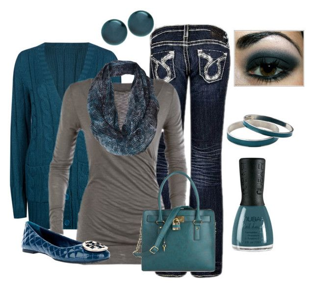 Winter by honeybee20 on Polyvore featuring polyvore fashion style Full Tilt Big Star Tory Burch Melie Bianco Honora Nubar