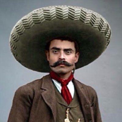 Resultado de imagem para Emiliano Zapata