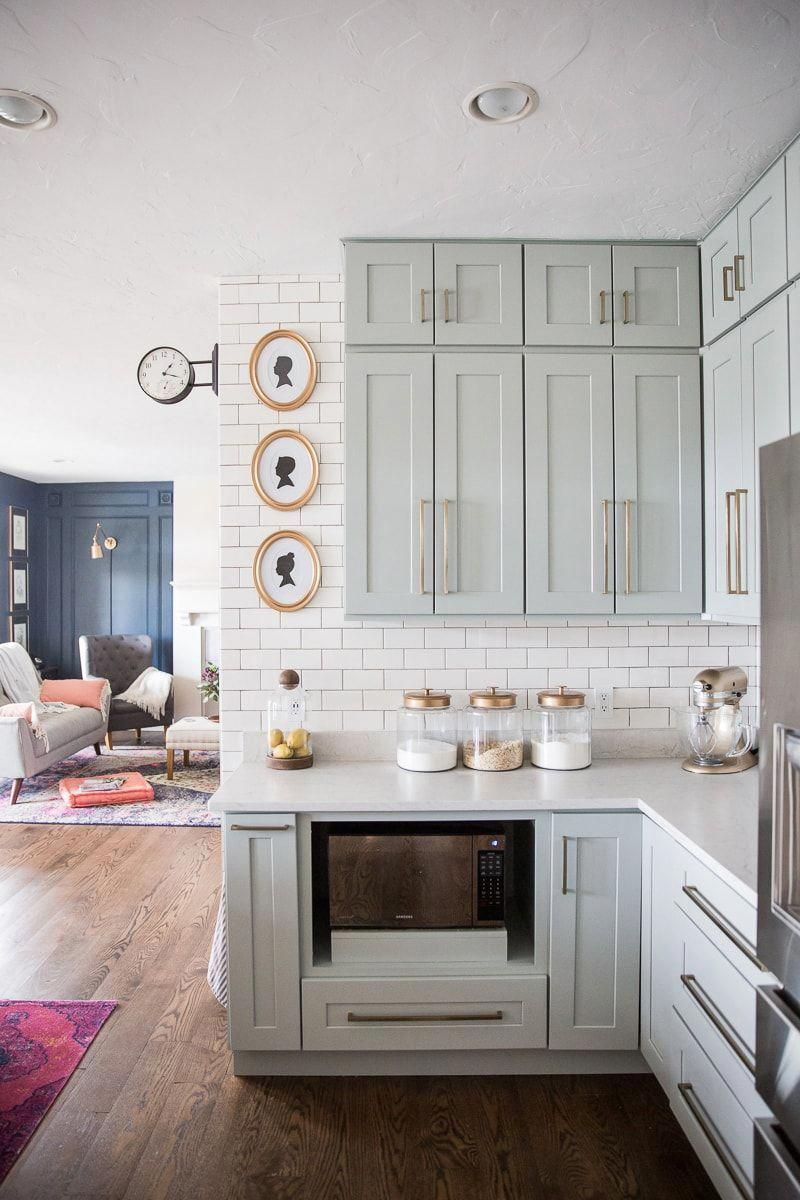 Pin on kitchen cabinets trends