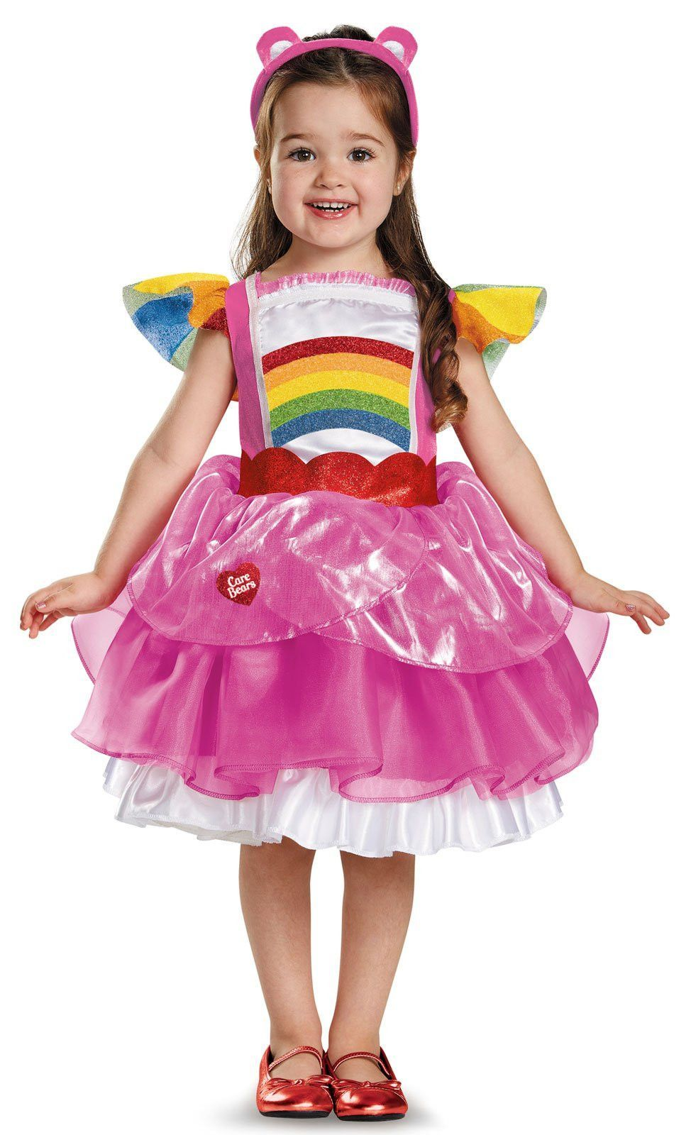 Cheer Bear Deluxe Tutu Child Costume   Products   Pinterest