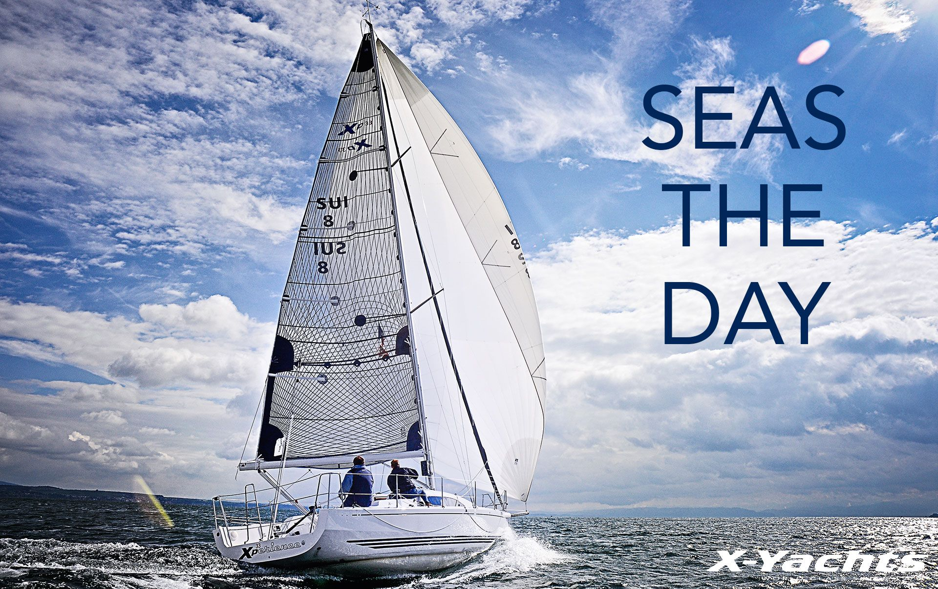 Seas The Day Sailing Quote Funny