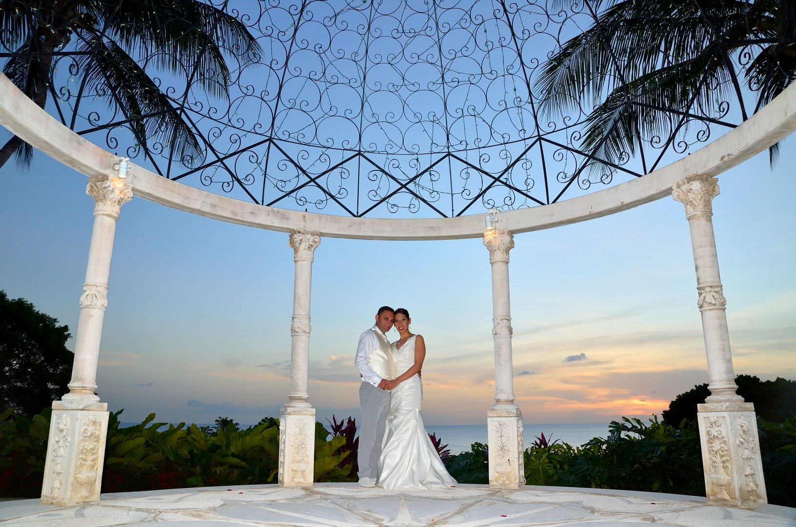 Destination Wedding In Barbados
