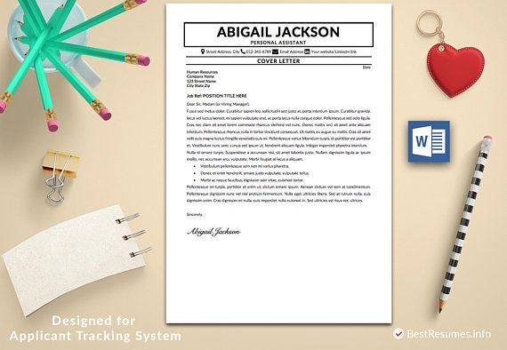 Traditional Resume Template, Clean Resume, Resume Template Word - pretty resume template