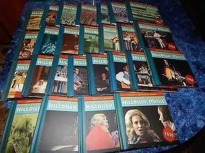 Bear Family Dim Lights Thick Smoke and Hillbilly Music Complete Set 1945-70 https://t.co/cbjCJG6eYG https://t.co/BvVwuOLQrC