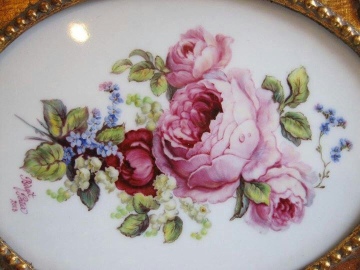 porcelain china paintings pinterest porzellanmalerei. Black Bedroom Furniture Sets. Home Design Ideas