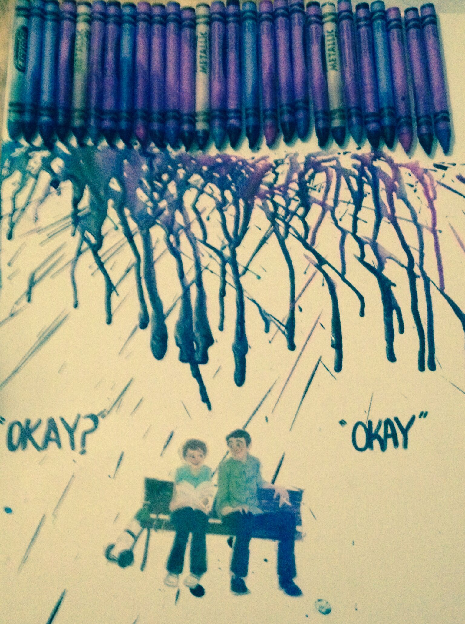 Fault In Our Stars Fan ArtIsaac The Fault In Our Stars Fan Art