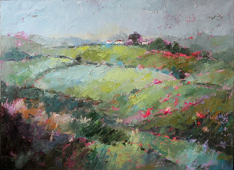 Art Of Julia Klimova New Paintings Painting Art Flower Painting