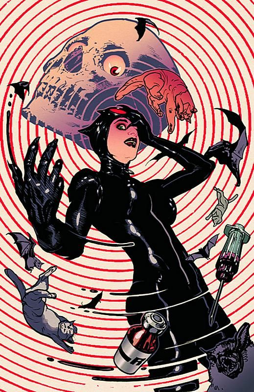 CATWOMAN #76