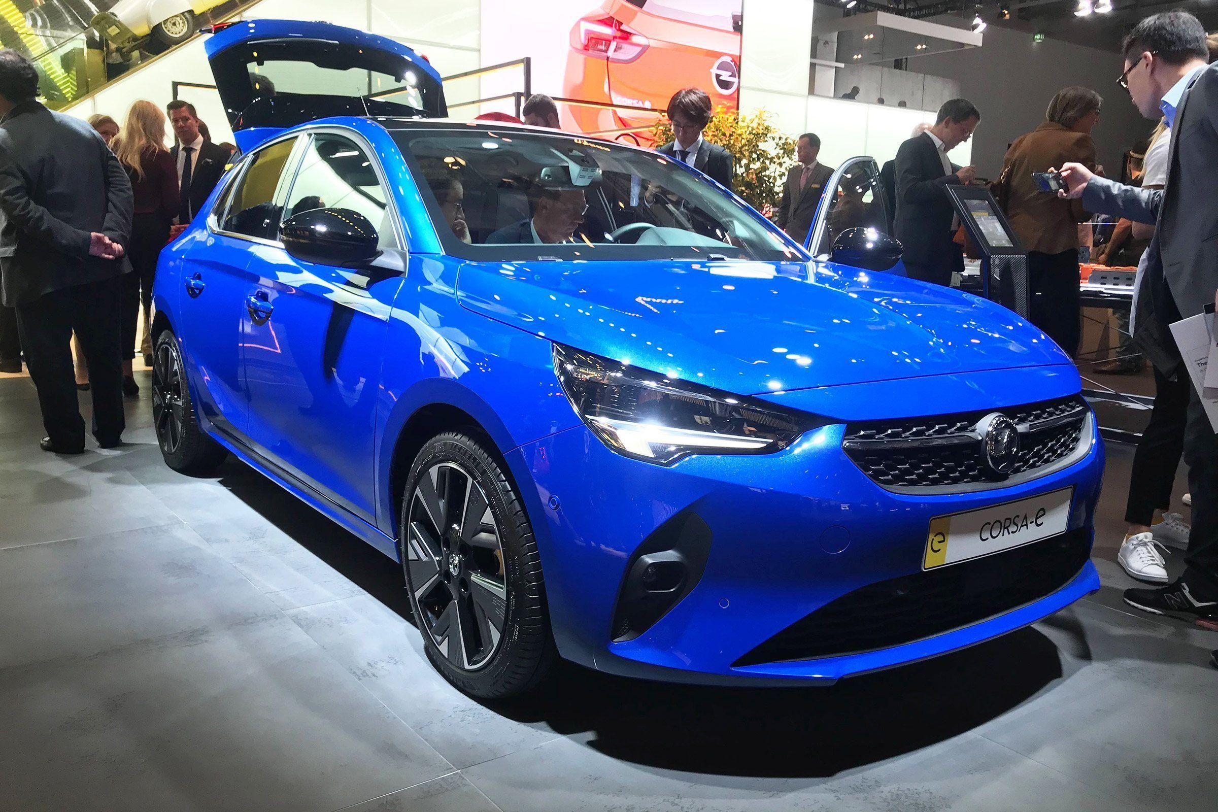 2021 Opel Corsa Reviews in 2020 | Opel corsa, Opel ...