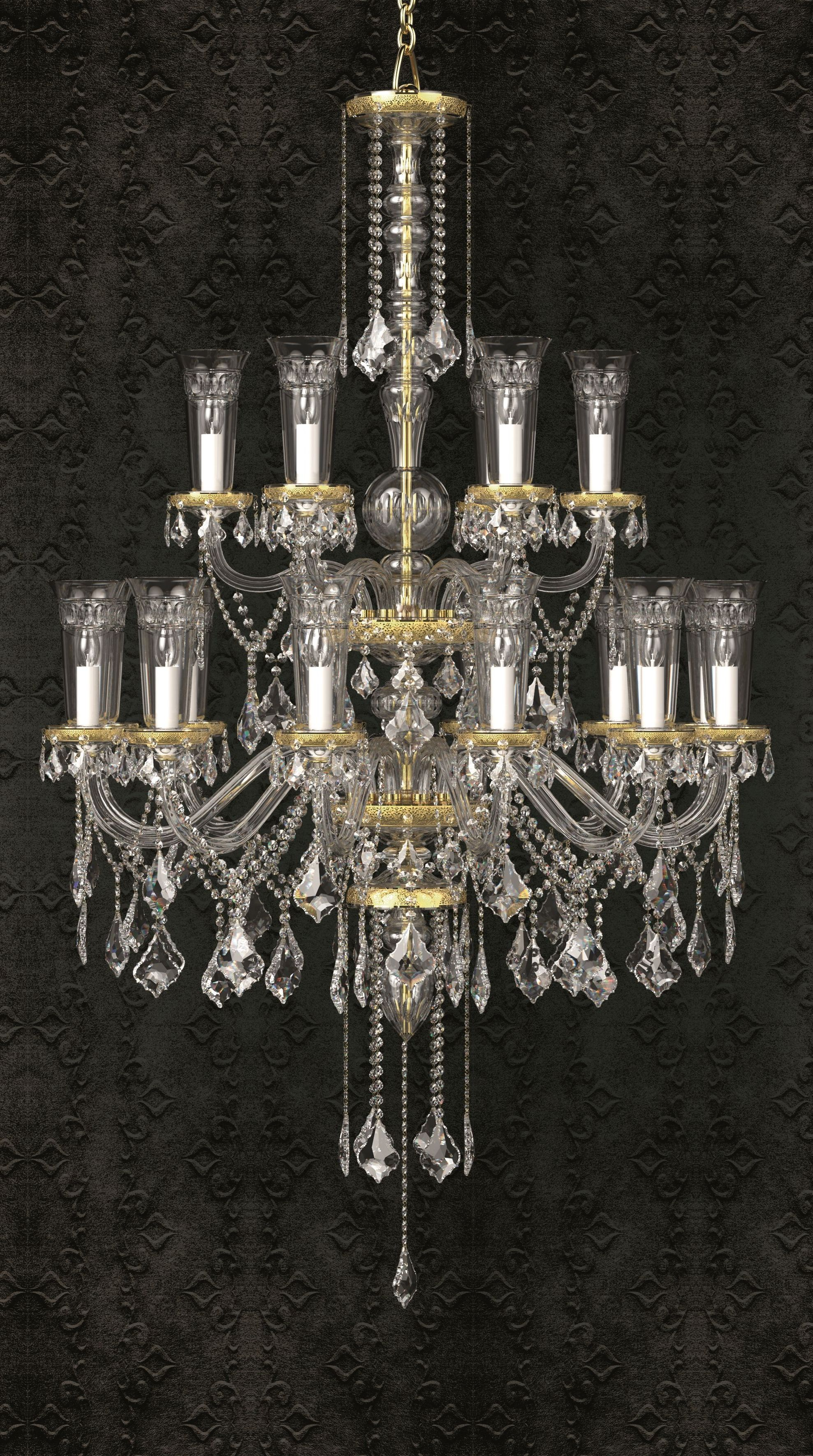 Luxury dinastia chandelier with gold painted bowls to cherish explore aysans most recent aurora collection luxurious chandeliers wall lights and table lamps designed specifically for projects of palaces arubaitofo Image collections