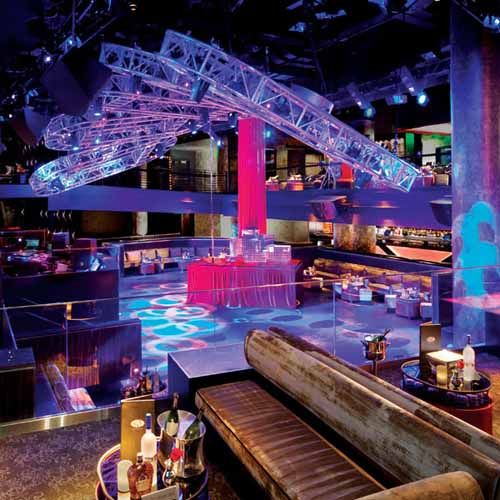 Aria Haze Nightclub Has An Eclectic Sound They Blast An Open