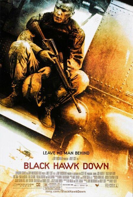 2001 - Black Hawk derribado (Black Hawk Down) - Ridley Scott