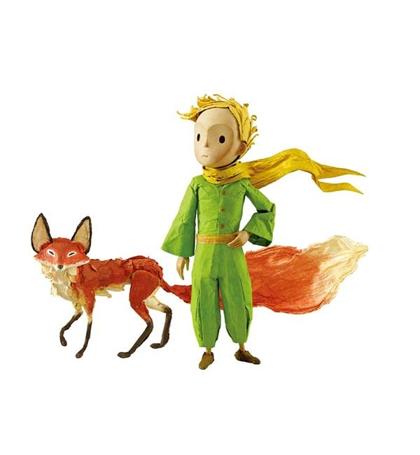 Little Prince Figurine Set | Play Adventures