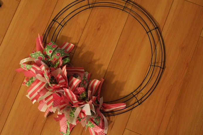 Photo of DIY Ribbon Wreath – I shall make one for every day of the year!!