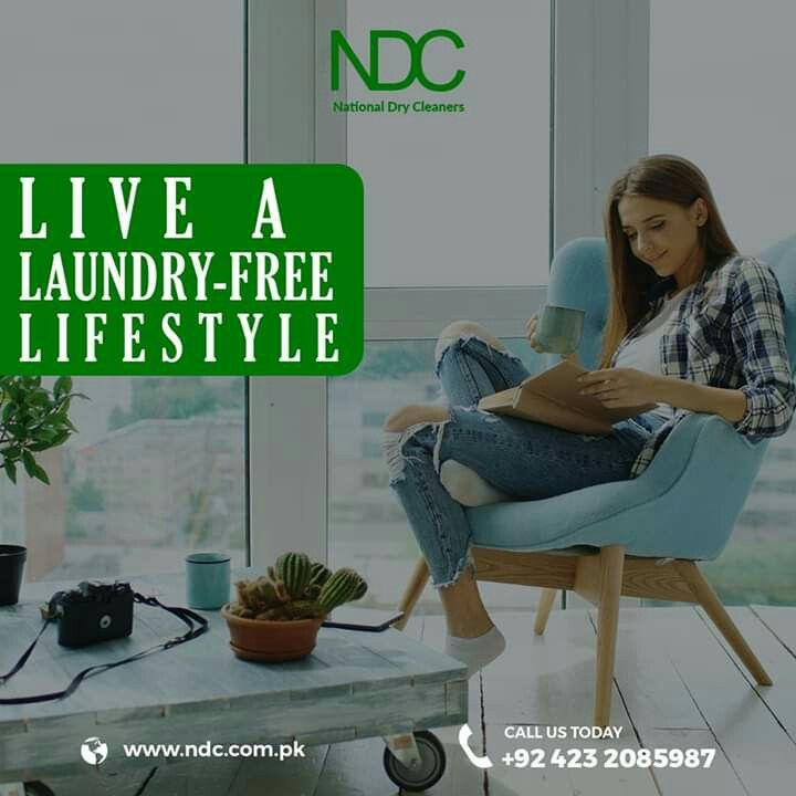 Spend Your Days Laundry Free With National Dry Cleaners Call