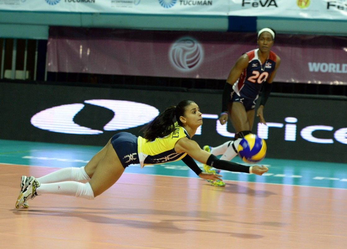 Winifer Fernandez Winifer Fernandez Volleyball Players Female Volleyball Players