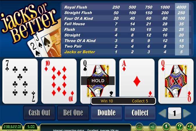 Spiele Bonus Deuces Wild - 3 Hands - Video Slots Online