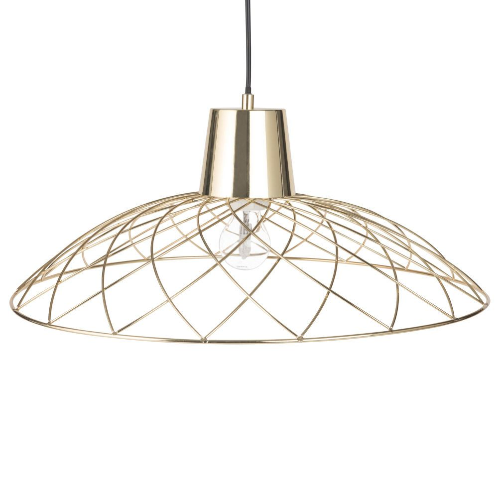 Suspensions | Wishlist Home | Ceiling lights, Wire pendant ...