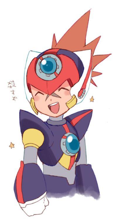 Keep On And Rock On Miyata0529 アクセル君です Mega Man Art Mega Man Fighting Robots