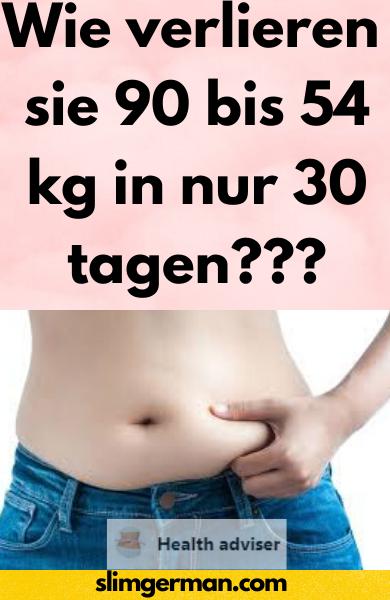 Beschleunigen Sie den Gewichtsverlust