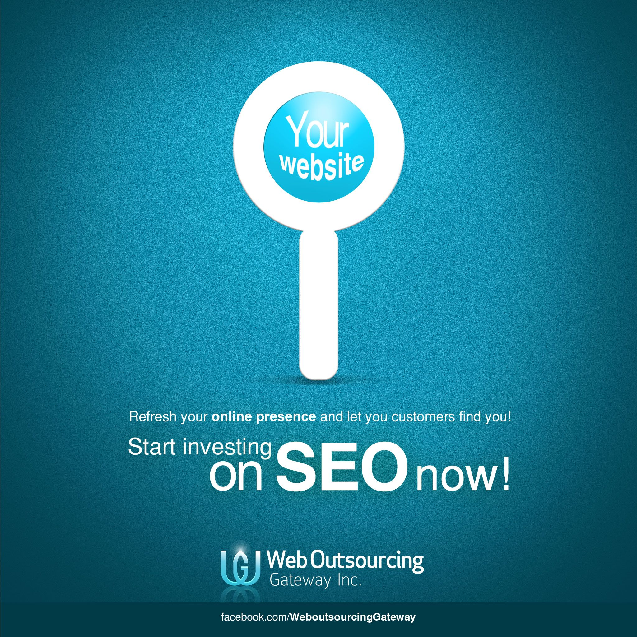 Want to earn Traffic without hassle? Or be optimized by search engine? Nothing to worry because we do provide the best SEO service. So what are you waiting for? Inquire now! http://weboutsourcing-gateway.com/  #SEO #Webdevelopment