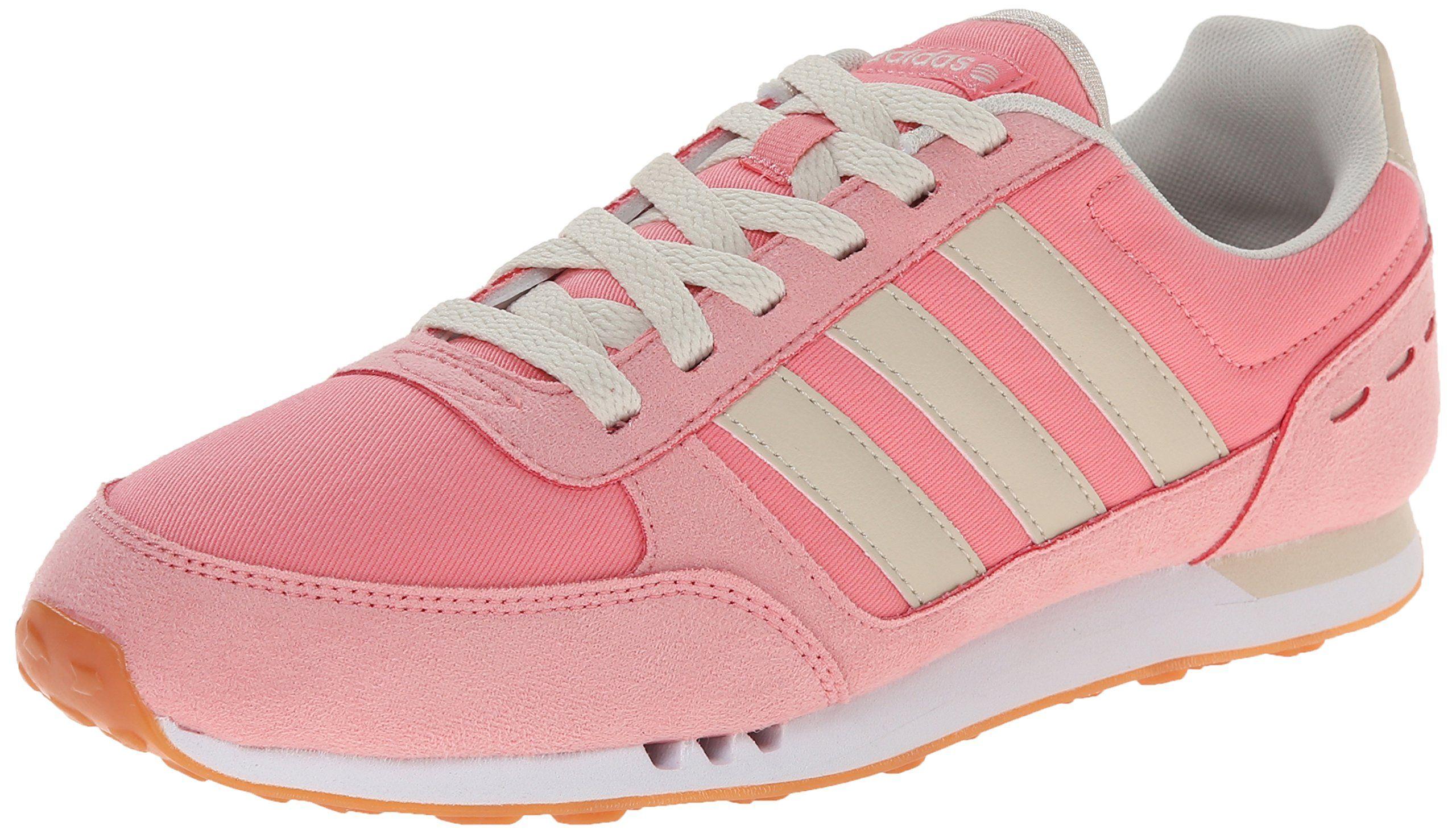 43f3bc65e7bcf Amazon.com: adidas NEO Women's City Racer Sneaker: Shoes | Adidas ...