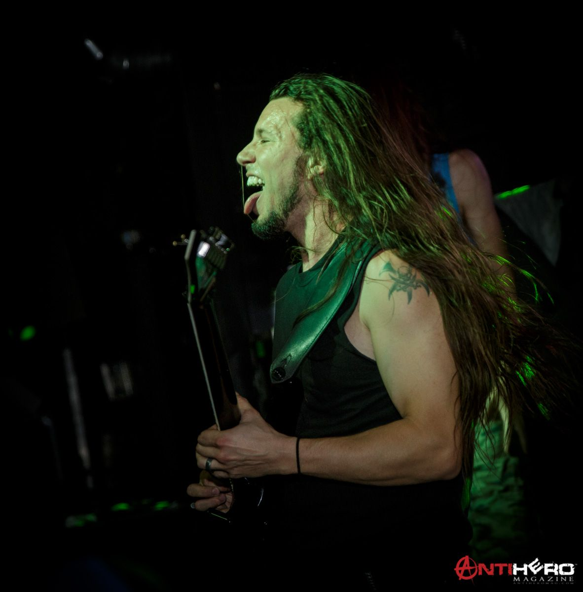 Concert Review: BATTLECROSS at the Riot Room in Kansas City ...