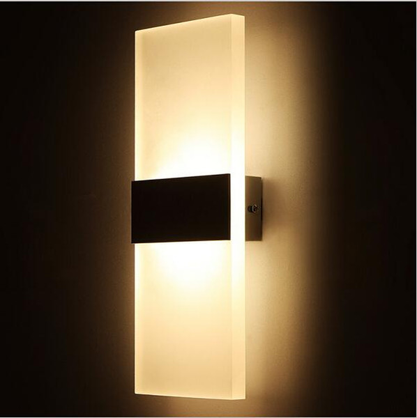 Indoor Wall Lamps Best Modern 16w Led