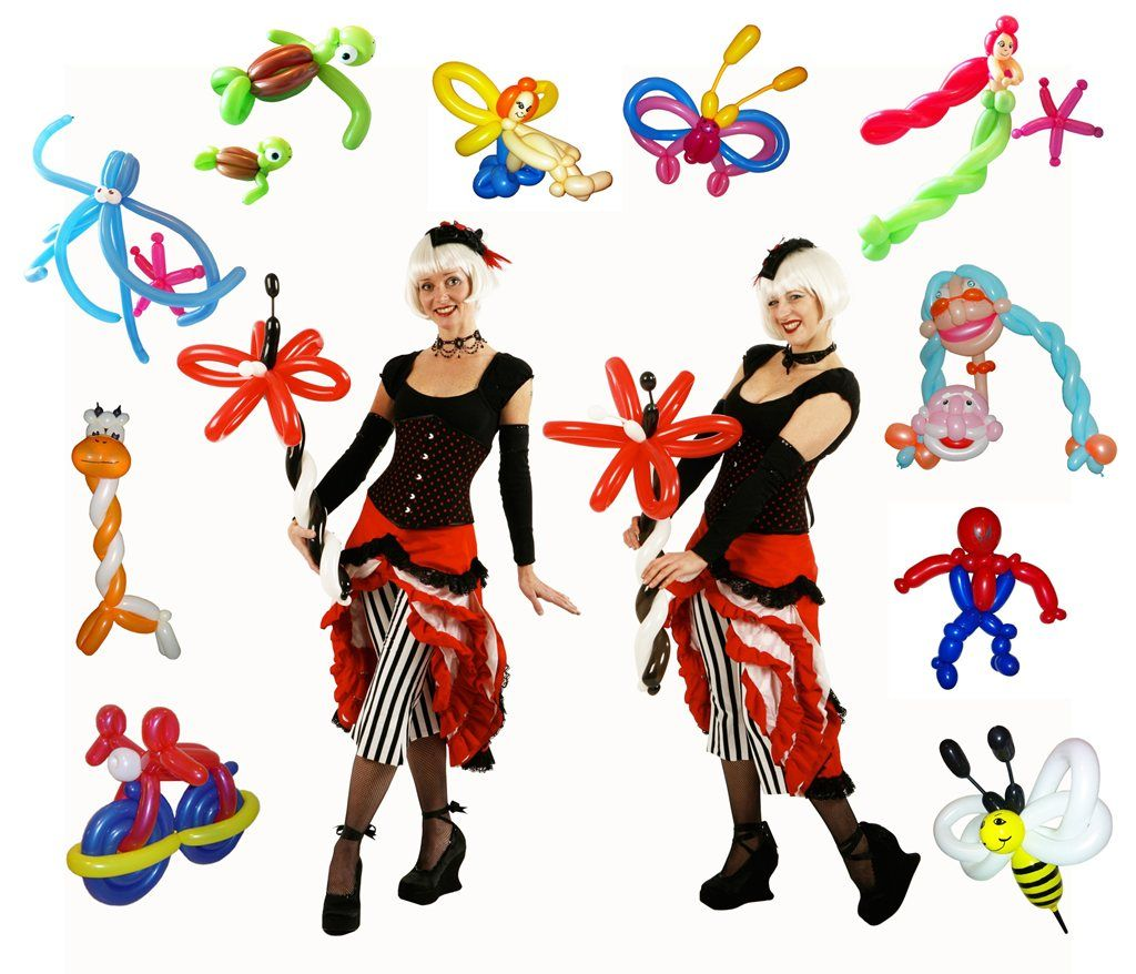 Peter & Cindy - Balloon Modellers
