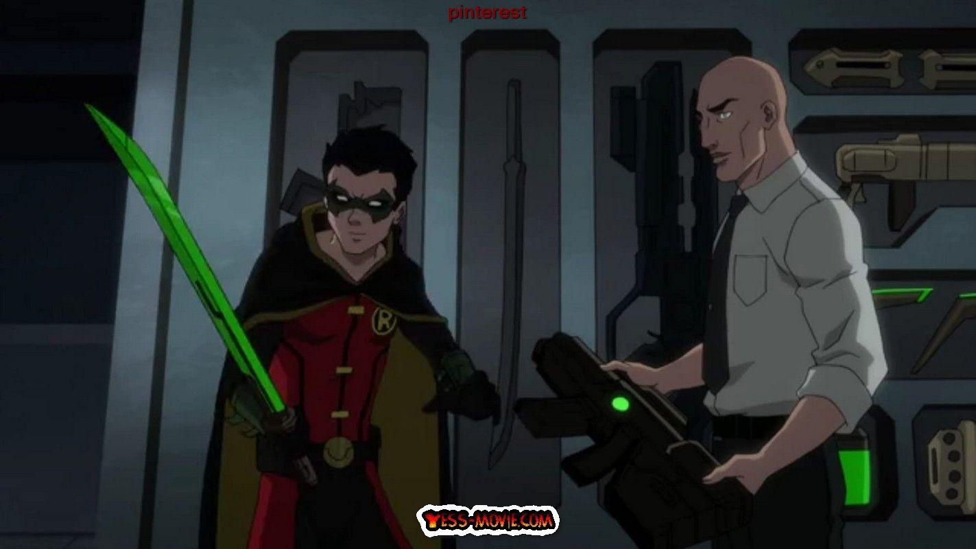 Watch Justice League Dark Apokolips War Online Video Streaming Damian Wayne