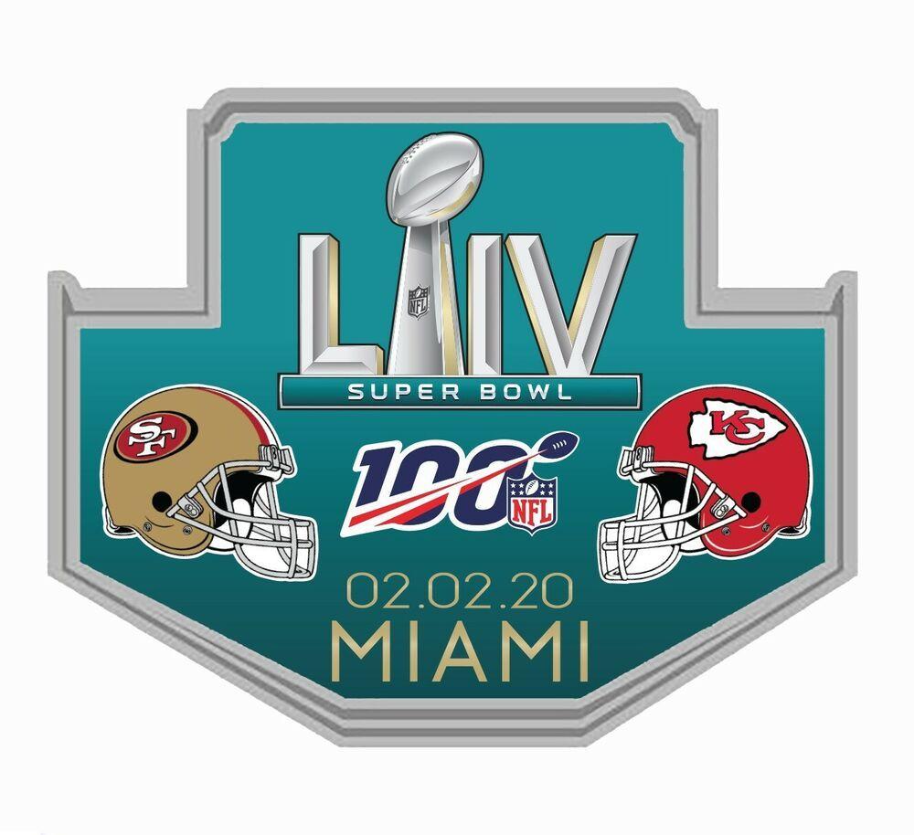 Super Bowl 54 Dueling Team Pin 49er S Chiefs 2020 Superbowl Liv Ships 1 23 Nfl 49erschiefssuperbowl54 In 2020 Super Bowl Kansas City Chiefs Football Super Bowl 54