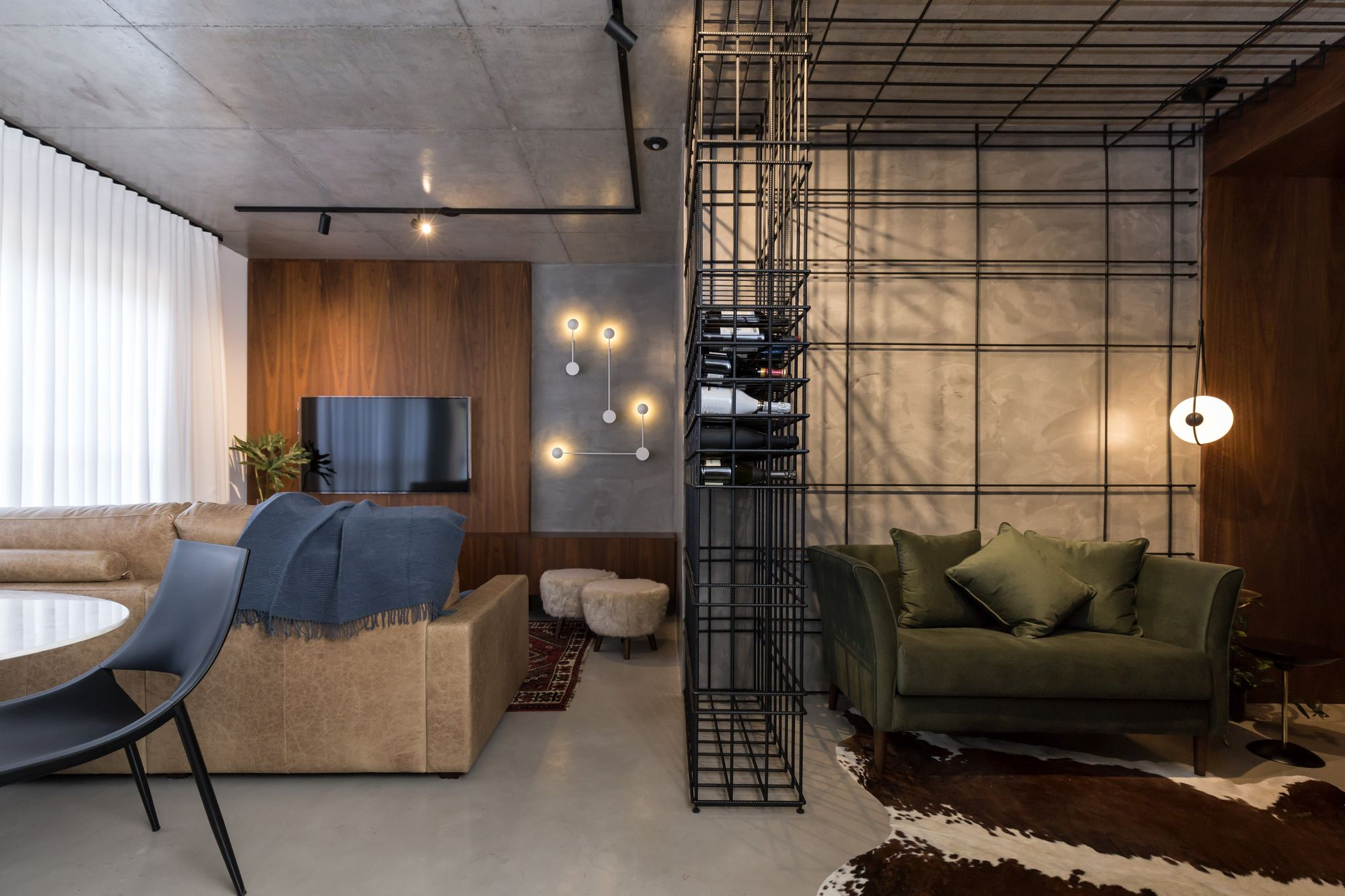 Maxhaus Maxhaus Loft 304 Estúdio Voe Arq Living Room Designs Home