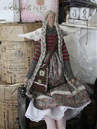 Annysdolls.com: Portfolio. Tilda dolls, dolls Tilda sale in Brest. Tilda in Brest.♡